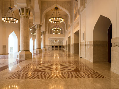 Kinghorn, National Mosque, Doha Qatar